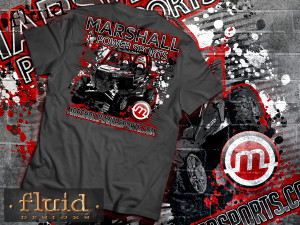 Rush Design For A New Client Color Separated As 3 Clr Print On Gray Ts