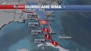Hurricane; Irma; Fluid; Fluid Designs